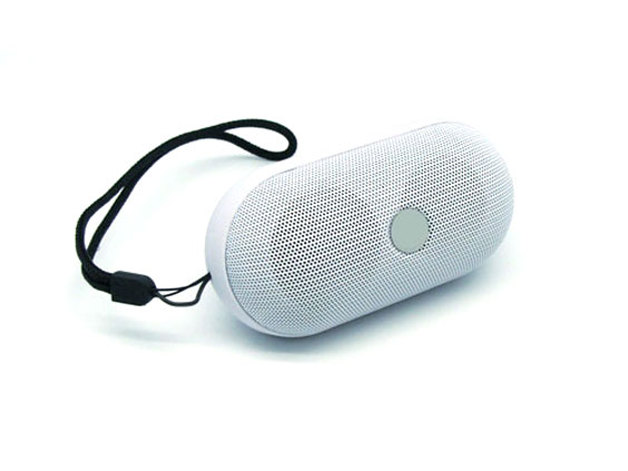 (Art. CLM0357) Speaker Parlante Pill Pastilla Bluetooth